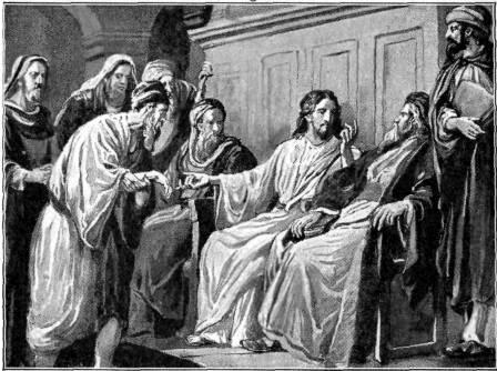The Sabbath Is For Freedom A Sermon On Luke 6 1 11 Rev